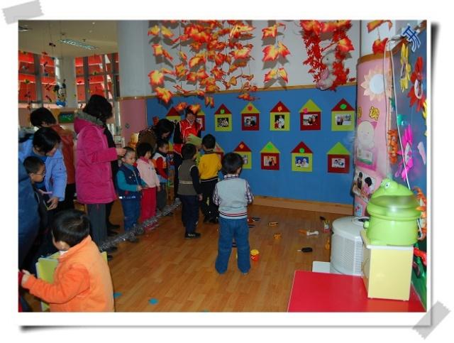 幼儿园新年活动