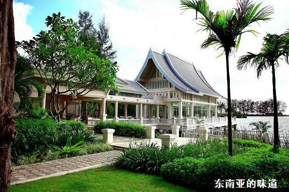泰国普吉岛sheraton grand 喜来登酒店(★★★★★)—