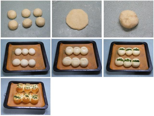 面包制作方法