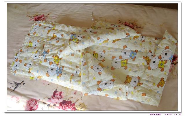 自制宝宝的睡袋