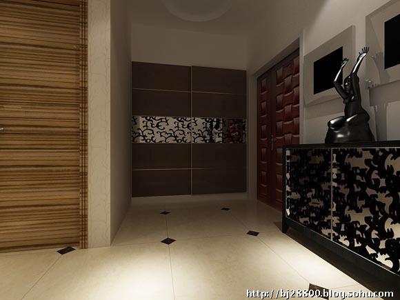 进户衣柜梁志天的玲珑系列风格