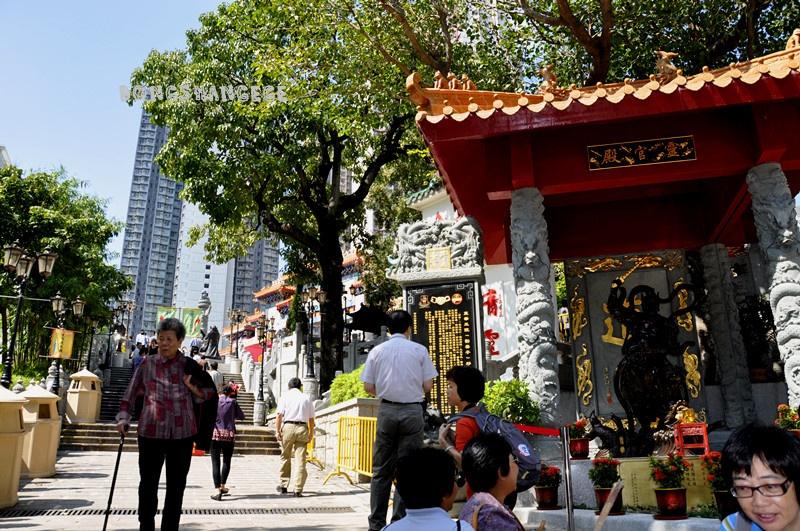 香港黄大仙庙