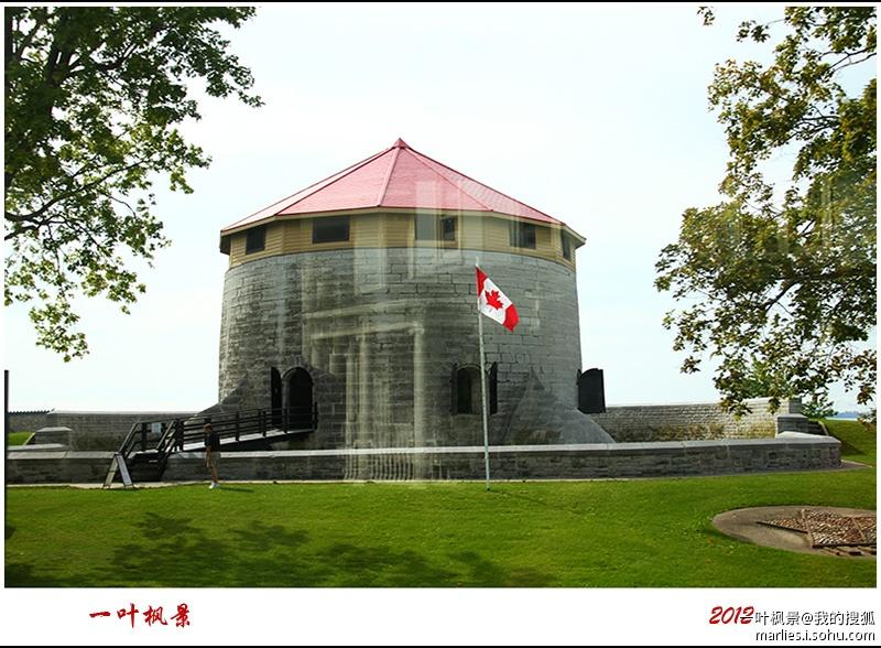 加拿大水運要塞,金斯頓-一葉楓景-搜狐博客