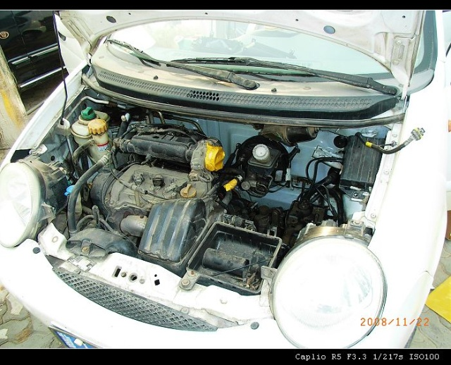 1 qq的发动机噪音是重点,路躁没了,发动机倒显得吵了,相信拆了仪表台