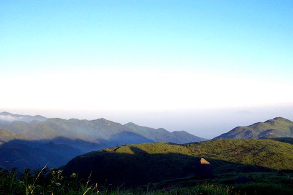 浏阳大围山 - 中国生态休闲旅游杂志 - 开心农场旅游休闲杂志