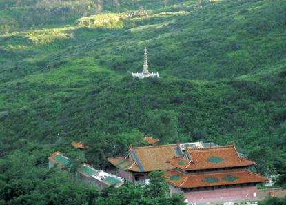 河南方山風景區