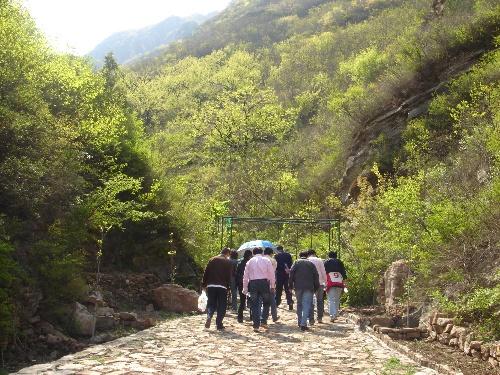 天津蓟县白蛇谷和九山顶风光-清凉境-搜狐博客