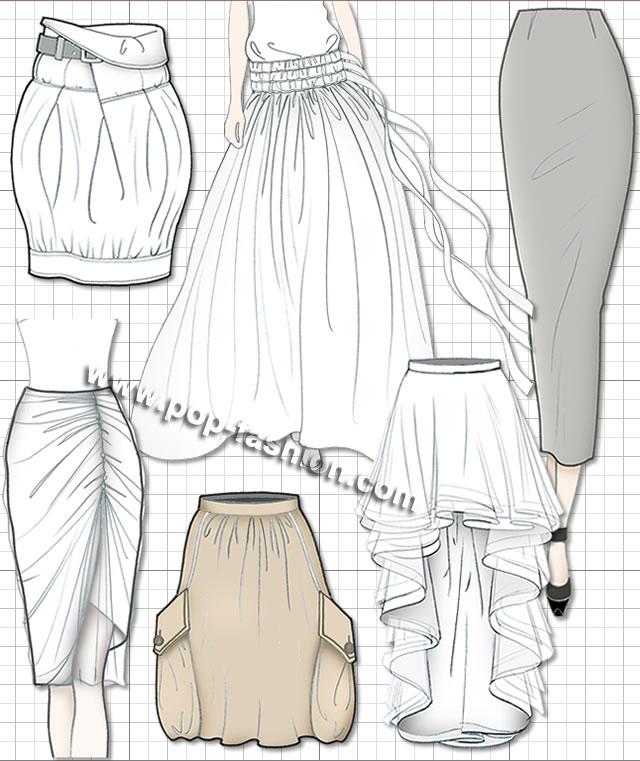 时装效果图 - 服装设计时尚工作室 - 时尚生活 - 搜狐