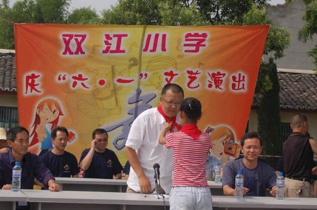 你们是最可爱的人!北京城乡建设集团的同志谢谢你们!