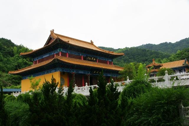杭州大雄风景图片