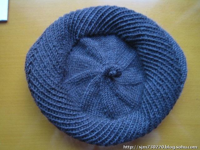 老年男士的帽子 - 编织家园 - 编织人生论坛