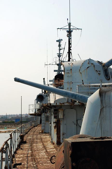十一山东乳山行——军舰·海岛篇