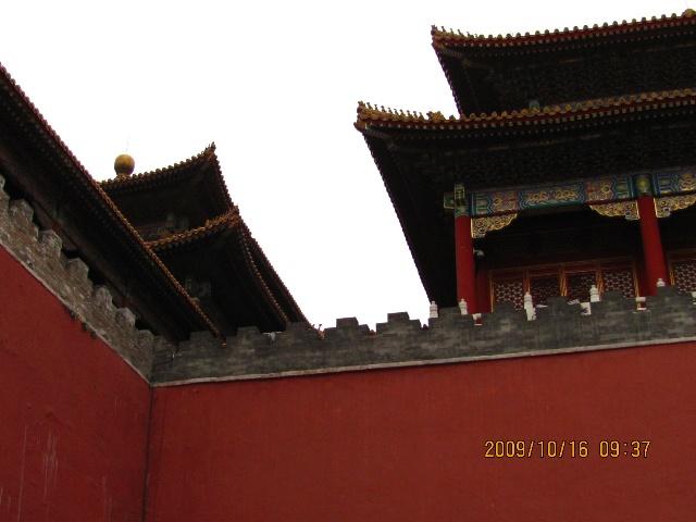 北京故宫俯视图 故宫全景俯视图 故宫俯视图