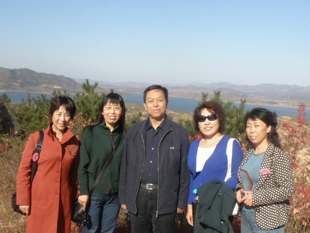秦皇岛游--天马山 ,天马湖