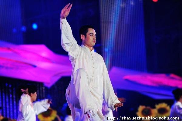 【圈友掠影】第七届中国花博会颁奖盛典与巫启贤同台演出《但愿》
