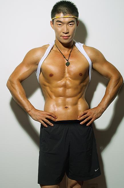 模特谢文_健身教练-亲亲我的宝贝-搜狐博客
