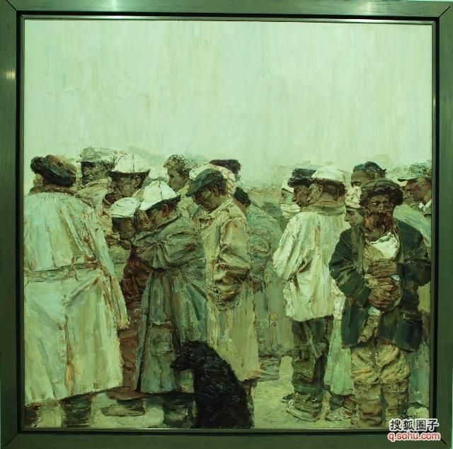 全国美展油画作品 全国美展油画作品欣赏 有求全国美展油