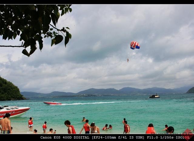 泰国游记--day 3--皇帝岛&欢多奇