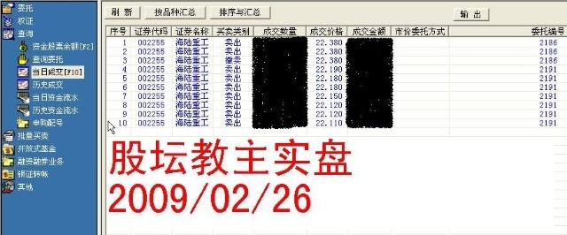 (原创)中线资金出逃再次确认反弹彻底结束! - 股坛教主 - gutanjiaozhu的个人主页