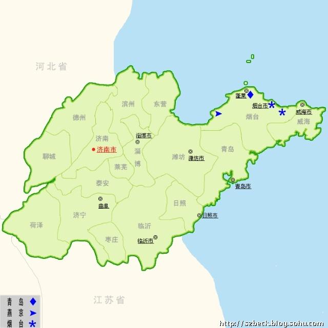 特殊的地理位置和较大的市场容量,纷纷吸引了燕京,青岛和雪花对烟台