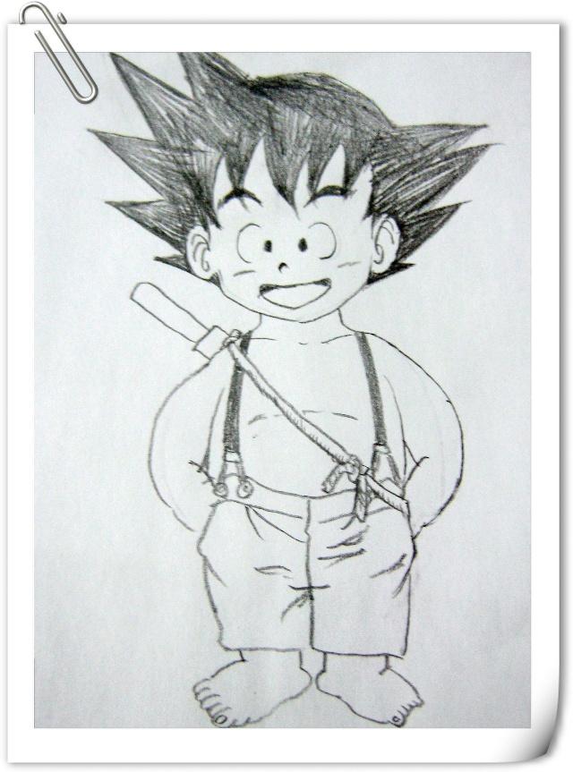 可爱男生简画素描