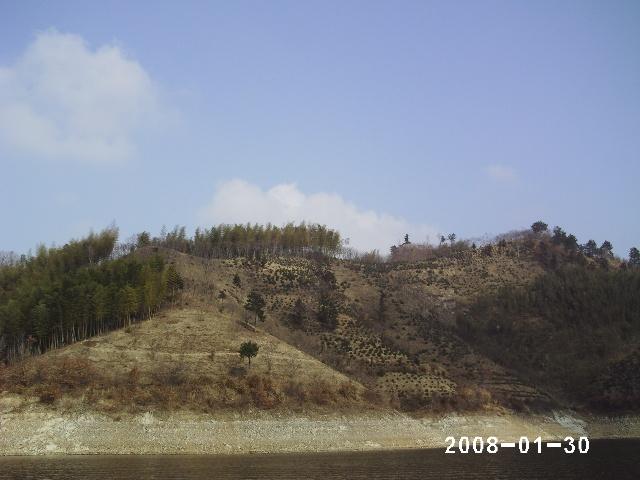 嵩县陆浑水库