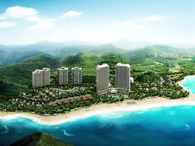 投资型极品物业——金海湾凤池岛休闲公寓迎瑞发售(宣传册电子版破格