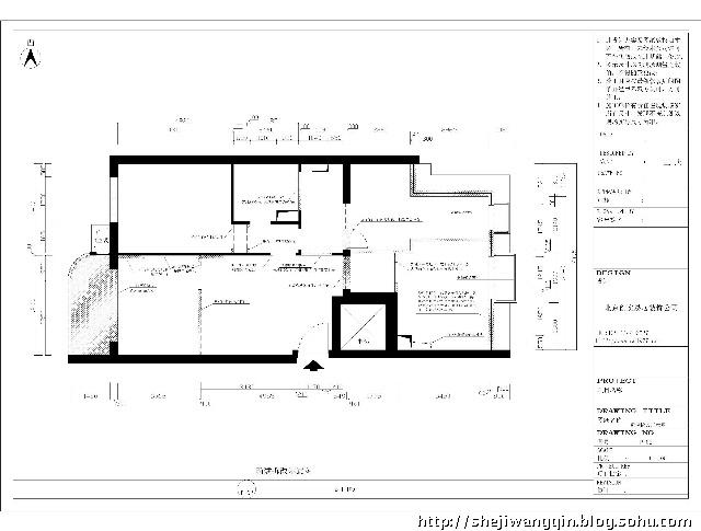 钢结构地台施工图