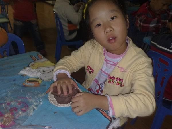 大班创意手工——陶土作品-神龙幼儿园-搜狐博客