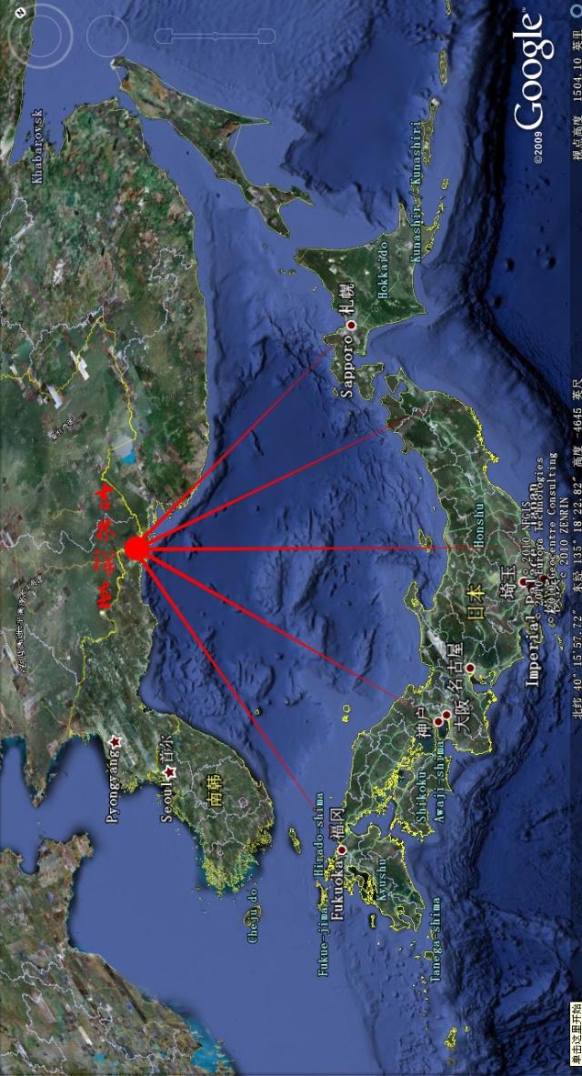 珲春市区详细地图