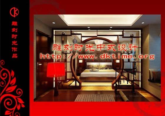中式家具若全盘收用于现代居家,也许会过于沉重,但有从前的家具接触面