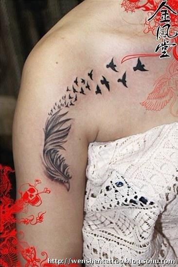 六角芒星纹身图片大全 六芒星纹身图片图片