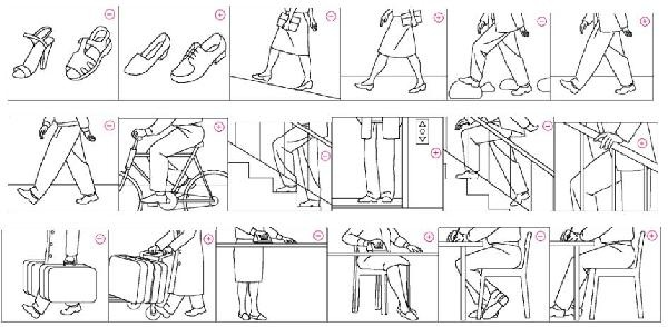 鞋带梯子系法图解