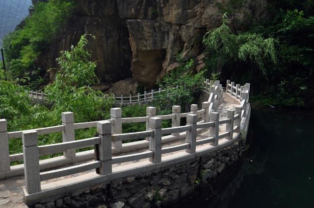 北京響水湖風景區 - (三)養生大峽谷-zhenqistories
